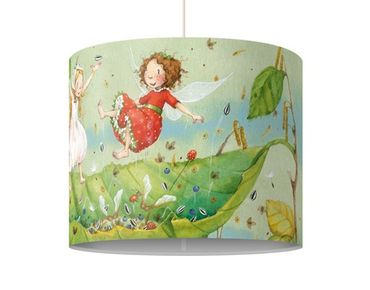 Lampadario design The Strawberry Fairy - Trampoline