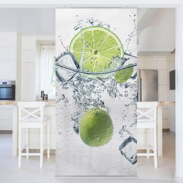 Tenda a pannello - Refreshing lime 250x120cm