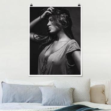 Poster - Dorine - Verticale 4:3