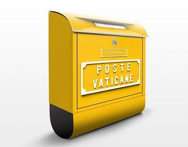 Cassetta postale personalizzata Letterbox In The Vatican 39x46x13cm