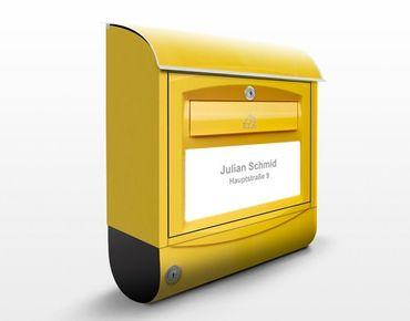 Cassetta postale personalizzata Letterbox In Switzerland 39x46x13cm