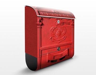 Cassetta postale personalizzata Letterbox In Italy 39x46x13cm