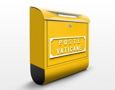 Cassetta postale Letterbox In The Vatican 39x46x13cm