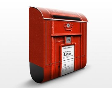 Cassetta postale Letterbox In UK 39x46x13cm