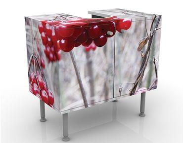 Mobile per lavabo design no.CA42 Forest Fruits