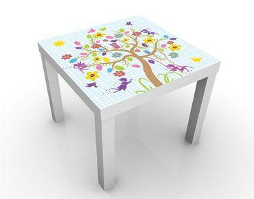 Tavolino design no.BP27 Fairies Garden