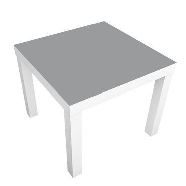 Carta adesiva per mobili IKEA - Lack Tavolino Colour Cool Grey
