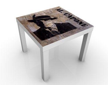 Tavolino design Al Capone