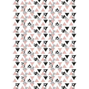 Carta da parati per bambini - 101 Dalmatiner - Angles - Komar fotomurale