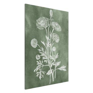 Lavagna magnetica - Illustrazione Vintage Previsione - Formato verticale 2:3