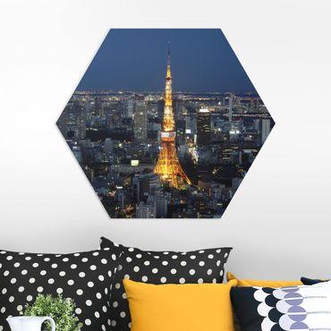Esagono in forex - Torre di Tokyo
