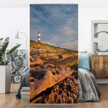 Tenda a pannello - Tarbat Ness Beach & Lighthouse at sunset & 250x120cm
