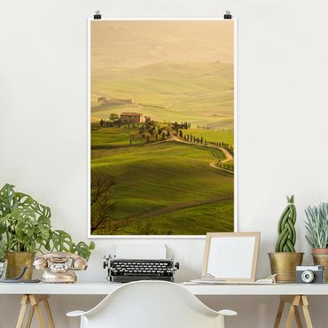 Poster - Chianti Toscana - Verticale 3:2