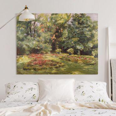 Quadri su tela - Max Liebermann - Fiore Terrazza Wannseegarten