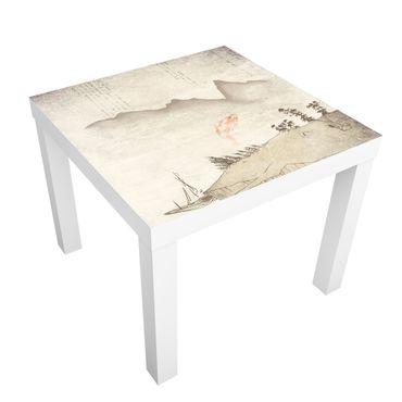 Carta adesiva per mobili IKEA - Lack Tavolino No.MW8 Japanese Silence