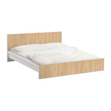 Carta adesiva per mobili IKEA - Malm Letto basso 180x200cm Apple Birch