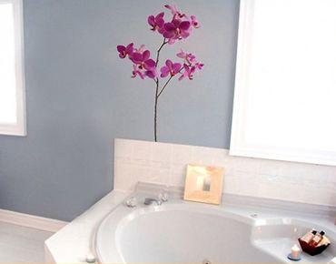 Adesivo murale no.SB7 Pink Orchid