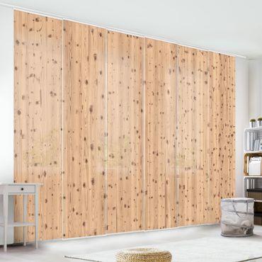 Tende scorrevoli set - Antique White Wood