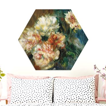 Esagono in forex - Auguste Renoir - Peonie Vaso