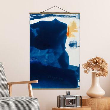 Foto su tessuto da parete con bastone - Day By The Sea II - Verticale 3:2