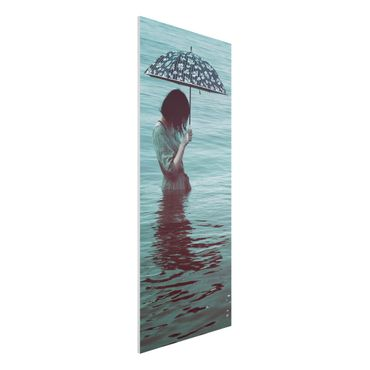 Quadro in forex - Walk In The Water - Pannello