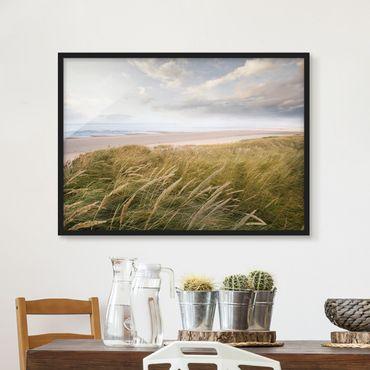 Poster con cornice - Dunes Dream - Orizzontale 3:4