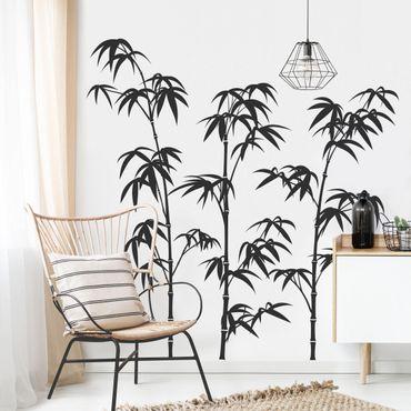 Adesivo murale - Bamboo Tree