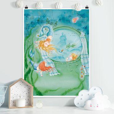 Poster - Matilda è un acrobata - Verticale 4:3