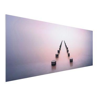 Quadro in forex - Zen On The Beach - Panoramico