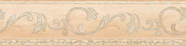 Carta da parati - A.S. Création Only Borders 9 in Beige Crema Metalizzato