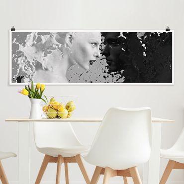 Poster - Milk & Coffee II - Panorama formato orizzontale