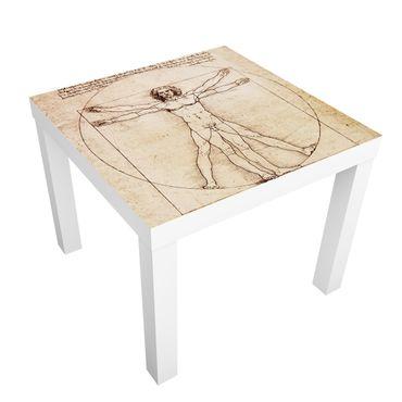 Carta adesiva per mobili IKEA - Lack Tavolino Da Vinci