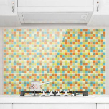Paraschizzi in vetro - Mosaic Tiles Sommerset