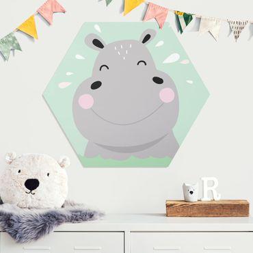 Esagono in forex - The Happy Hippo