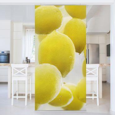 Tenda a pannello Lemon in water 250x120cm