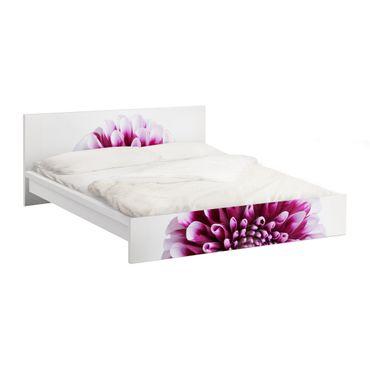 Carta adesiva per mobili IKEA - Malm Letto basso 180x200cm Aster