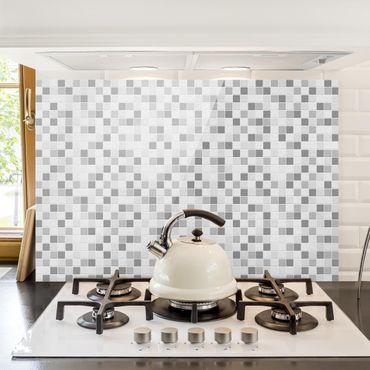 Paraschizzi in vetro - Mosaic Tiles Winterset