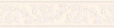 Carta da parati - A.S. Création Only Borders 9 in Beige Crema