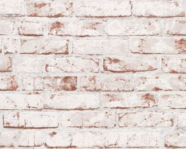 Carta da parati - A.S. Création Best of Wood`n Stone 2nd Edition in Beige Marrone Rosso