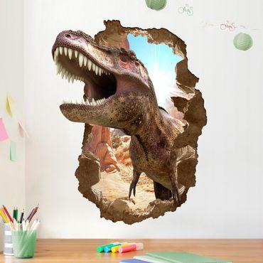 Adesivo murale - Tirannosauro Rex