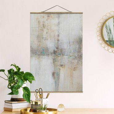 Foto su tessuto da parete con bastone - Essence I - Verticale 3:2