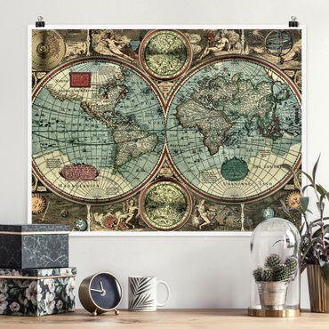 Poster - Il Vecchio Mondo - Orizzontale 3:4