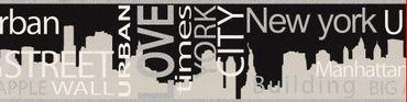 Carta da parati - A.S. Création Only Borders 9 in Grigio Metalizzato Nero