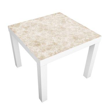 Carta adesiva per mobili IKEA - Lack Tavolino Antique Damask