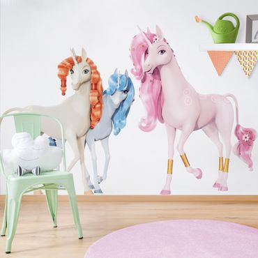 Adesivo murale - Unicorns