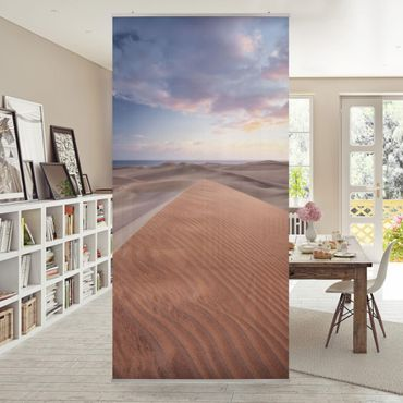 Tenda a pannello - View of the dunes 250x120cm