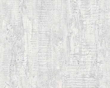 Carta da parati - A.S. Création Best of Wood`n Stone 2nd Edition in Grigio