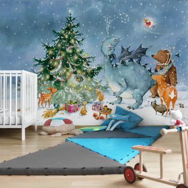 Carta da parati - Procione Wassili - Il Festival di Natale