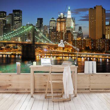 Carta da parati - Manhattan panorama