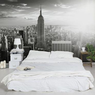 Carta da parati - Skyline Di Manhattan